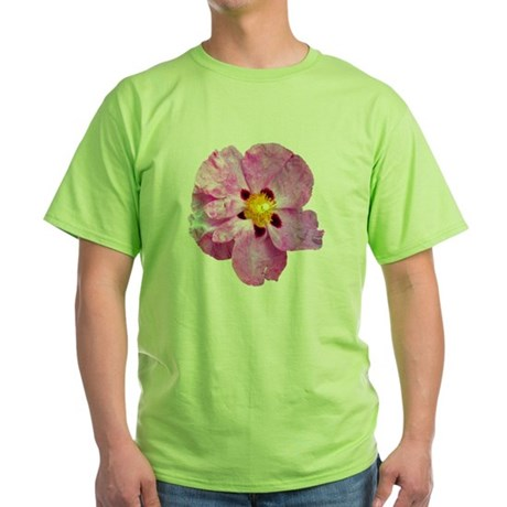 Spot Flower Green T-Shirt