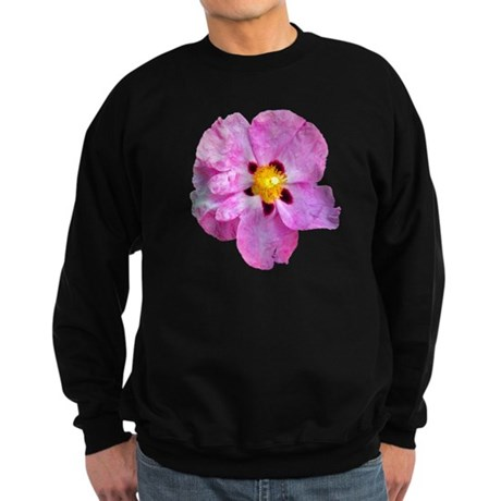 Spot Flower Sweatshirt (dark)
