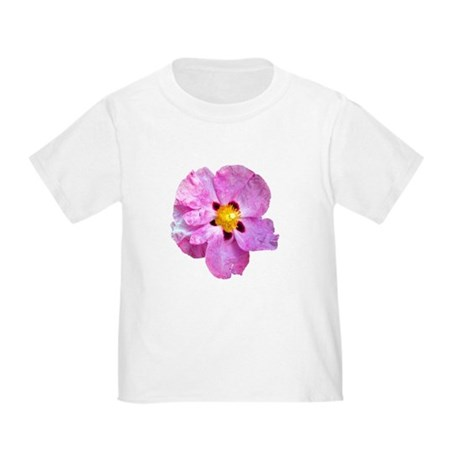 Spot Flower Toddler T-Shirt