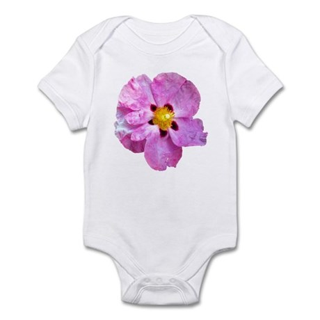 Spot Flower Infant Bodysuit