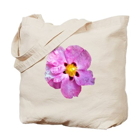 Spot Flower Tote Bag