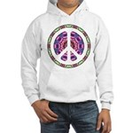 CND Floral5 Hooded Sweatshirt