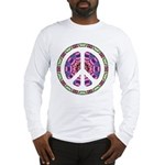 CND Floral5 Long Sleeve T-Shirt