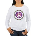 CND Floral5 Women's Long Sleeve T-Shirt