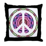 CND Floral5 Throw Pillow