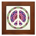 CND Floral5 Framed Tile