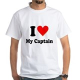 I Love My Captain: Shirt