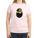 Billiards Chick Women's Light T-Shirt