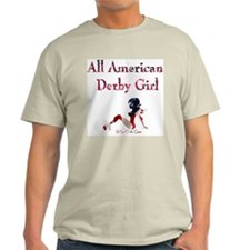All American Derby Girl T-Shirt