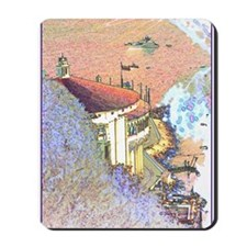 Kuki-Cat Catalina Mousepad
