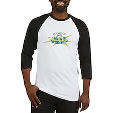 4th Dimension Shirts Baseball Jersey