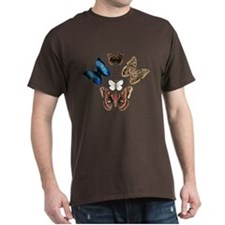 Butterfly and Moth Sampler T-Shirt