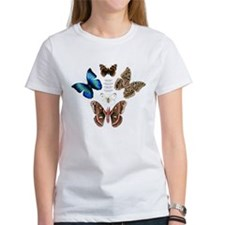 Butterfly and Moth Sampler Tee