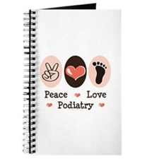 Peace Love Podiatry Journal