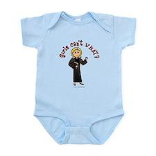 Blonde Pastor Infant Bodysuit
