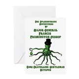 Funny Monster Greeting Card