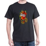 Devil @ eShirtLabs.Com Black T-Shirt