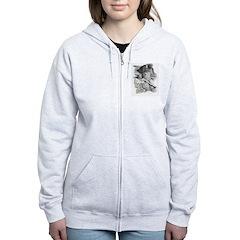 Mesa Verde Women's Zip Hoodie