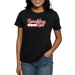 Gambling Girl Women's Dark T-Shirt