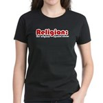 Religion Women's Dark T-Shirt