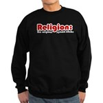 Religion Sweatshirt (dark)