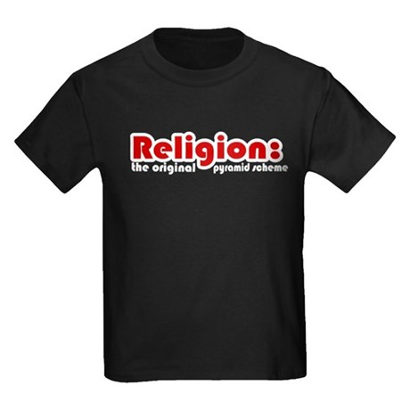 Religion Kids Dark T-Shirt