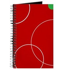 Red Circle Journal