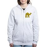 Camel Toe Women's Zip Hoodie