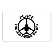 PTOFW B-1s Rectangle Sticker 10 pk)