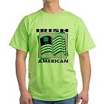 Irish American Green T-Shirt