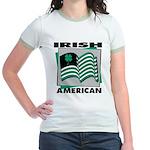 Irish American Jr. Ringer T-Shirt