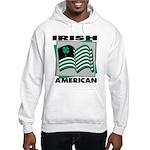 Irish American Hooded Sweatshirt