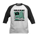 Irish American Kids Baseball Jersey