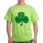Ireland Shamrock Green T-Shirt