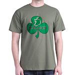 Ireland Shamrock Dark T-Shirt