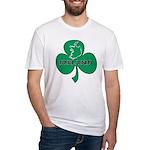 Ireland Shamrock Fitted T-Shirt