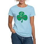 Ireland Shamrock Women's Light T-Shirt