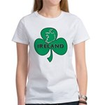 Ireland Shamrock Women's T-Shirt