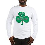 Ireland Shamrock Long Sleeve T-Shirt