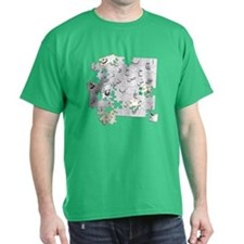 ARABIC JIGSAW T-Shirt