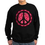 Flower Power Sweatshirt (dark)