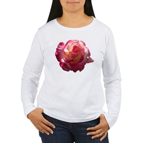 Blushing Rose Women's Long Sleeve T-Shirt