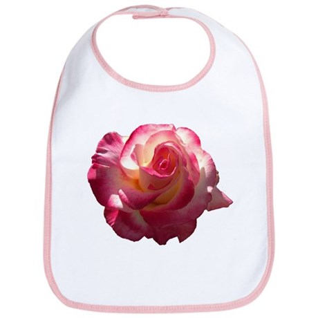 Blushing Rose Bib