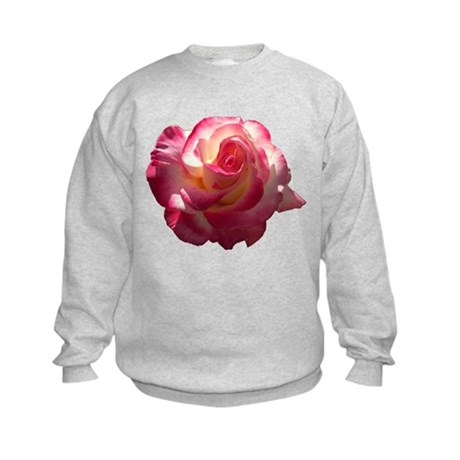 Blushing Rose Kids Sweatshirt