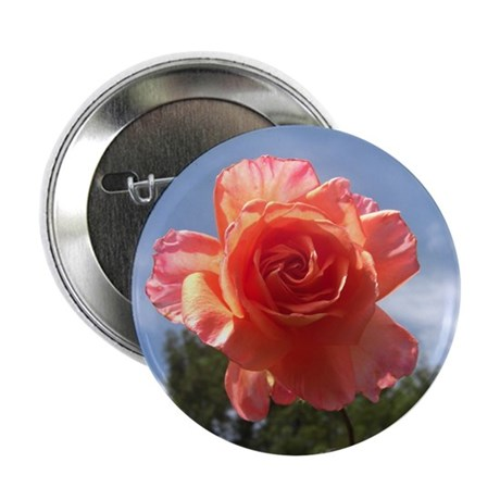 "Sky Bloom 2.25"" Button"