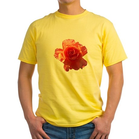 Sky Bloom Yellow T-Shirt