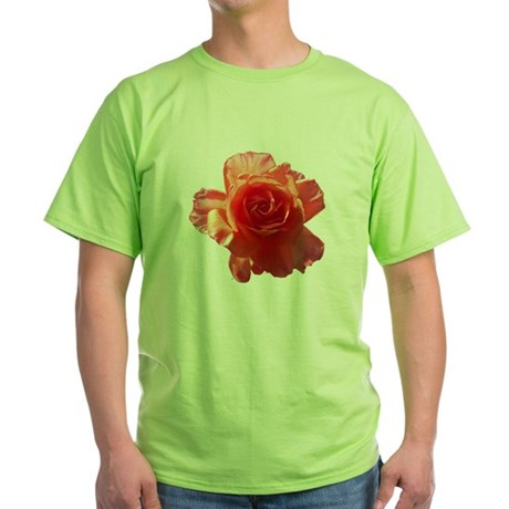 Sky Bloom Green T-Shirt