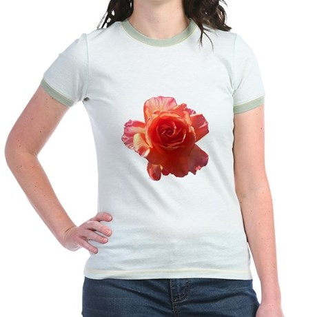 Sky Bloom Jr. Ringer T-Shirt