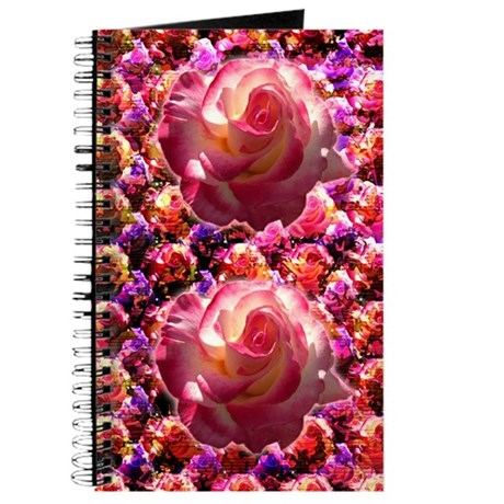 Blushing Rose Journal