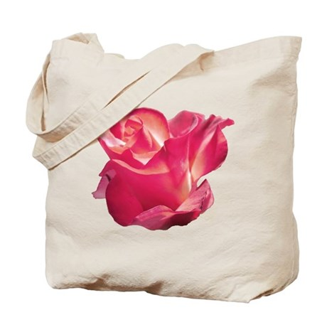 Elegant Rose Tote Bag
